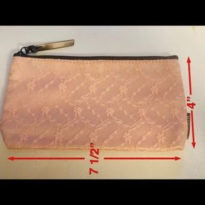 BRAND NEW Mary Kay Lace Makeup Pouch